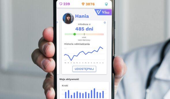 Polska aplikacja pomoże odzyskać formę wczasie pandemii